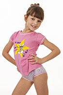 Детская футболка, хлопок Snelly 20788