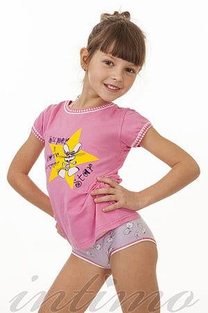 Детская футболка, хлопок Snelly, Италия 4107 фото