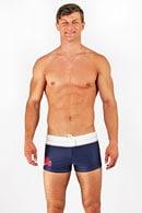 Мужские плавки шорты Sly.Be 20816