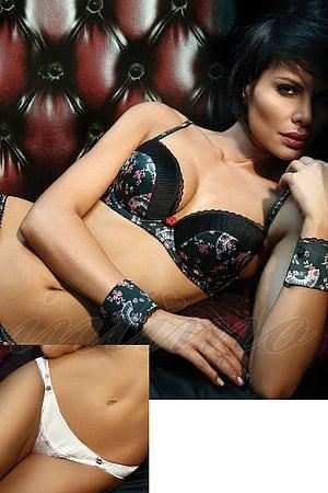 Комплект белья: бюстгальтер и трусики бразилиана Jolidon, Румыния S1635_D1634 фото