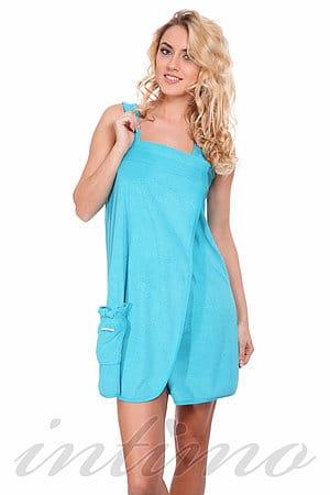 Платье-полотенце, хлопок Yamamay, Италия AABD42052 фото