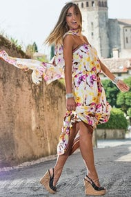 Платье пляжное, код 27164, арт AC1012