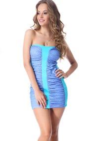 Сукня для пляжу, код 34368, арт A449-A19
