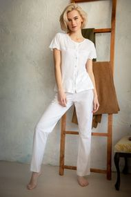 Пижама женская, код 40365, арт 10601
