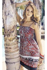 Платье из тонкой ткани, 40544, код 40544, арт 159