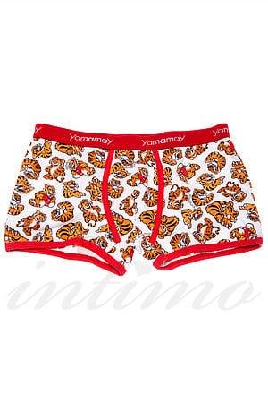 Трусики boxer, бавовна Yamamay, Італія IPAO041004 фото