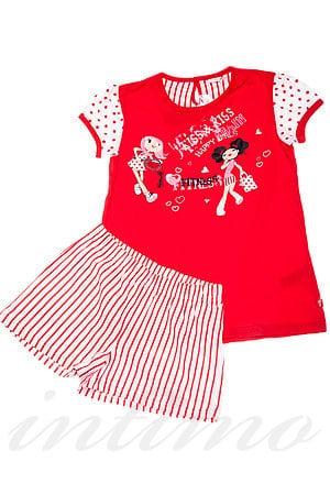 Комплект: футболка та шорти, бавовна Yamamay, Італія PPCA041005 фото