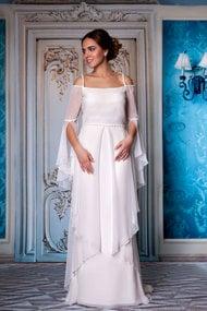 Весільні сукні в грецькому стилі, 41187, код 41187, арт Aubrie