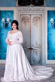 Свадебное платье, код 41303, арт Daniela