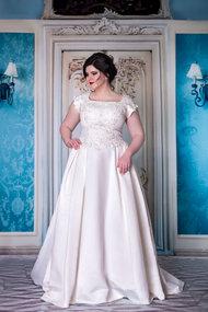 Свадебное платье, код 41306, арт Anika