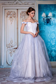 Весільна сукня, код 41335, арт Phoenix