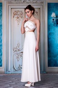 Весільна сукня, код 41359, арт Paula
