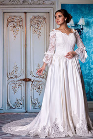 Свадебное платье, код 41360, арт Dixie