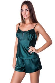 Зеленая пижама, 42715, код 42715, арт F50017