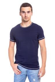 Однотонная футболка, 46849, код 46849, арт UA009
