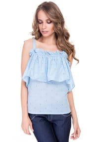 Женская блузка, 47059, код 47059, арт 73150307
