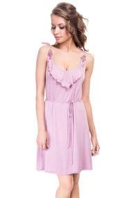 Платье из тонкой ткани, 47486, код 47486, арт 72150327