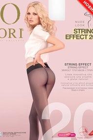 Колготки, 20 den, код 47563, арт String Effect 20