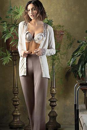 Пижама женская Lormar, Италия 65520I фото