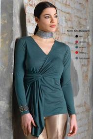 Женская блузка, 50010, код 50010, арт 42564