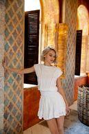 Платье, вискоза Ysabel Mora 52228