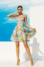 Платье, код 53646, арт 18025-P