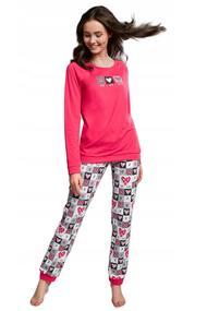 Пижама подростковая, хлопок, код 54572, арт 156-30
