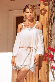 Итальянское пляжное платье, 54711, код 54711, арт 19110