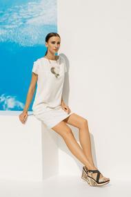Коротка літня сукня, 55171, код 55171, арт 18028-Р