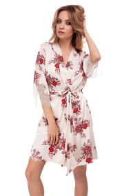 Комплект: халат і сорочка, код 56327, арт O0006-1