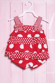 Комплект: Плаття і шортики, бавовна, код 56419, арт 10117