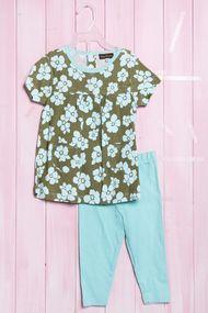 Комплект: блуза та брюки, код 56431, арт 27300