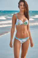 Купальник push up, плавки бразиліана Miss Marea 56563