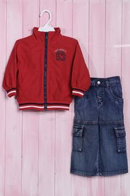 Комплект: Куртка і штани, бавовна, код 56648, арт 207