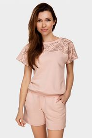 Комплект: блуза и шорты, код 56705, арт O0015