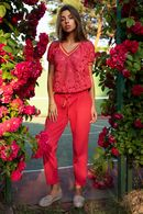 Комплект: блуза и брюки German Volf 57829