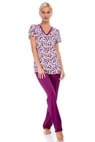 Пижама, вискоза, код 58505, арт F60040В