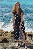 Платье, вискоза Ysabel Mora 58683