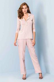 Комплект: блуза та брюки, код 59518, арт DET0153