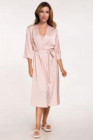 Комплект: халат и сорочка, код 60344, арт O0044