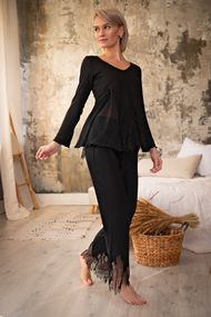 Чорна піжама, 60689, код 60689, арт GV-00051