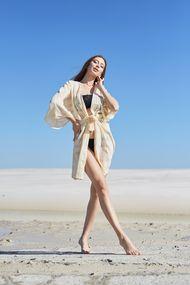 Пляжный халат, код 61231, арт 20120