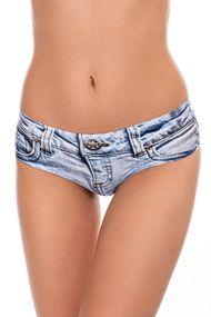 Трусики Тонг, 61494, код 61494, арт Jeans light-slip