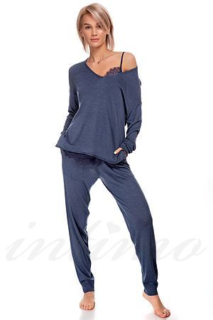Комплект: пуловер, топ и брюки German Volf, Украина GV-10007 фото