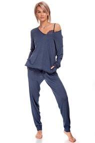 Комплект: пуловер, топ та брюки, код 61732, арт GV-10007