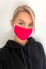 Защитная хлопковая двухслойная маска с карманом для дополнительной фильтрации, код 62116, арт М19-1