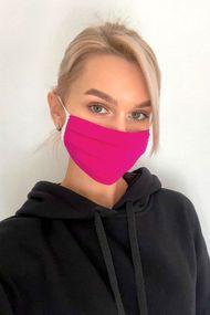 Защитная хлопковая двухслойная маска с карманом для дополнительной фильтрации, код 62170, арт М22-2