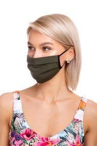 Защитная хлопковая двухслойная маска с карманом для дополнительной фильтрации, код 62177, арт М22-5