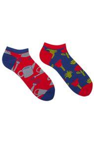 Женские носочки, хлопок, код 62246, арт Jardin Short