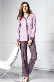 Комплект: блуза и брюки, код 62742, арт MOI0324